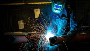 wyżarzanie metali, stali, złączy spawanych